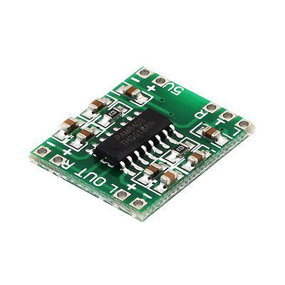 Mini 5V Digital Power Amplifier Board PAM8403 Class D 2x3W NEW 1/2/4 PCS