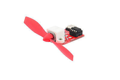 L9110 Fan Module for Raspberry Pi Arduino