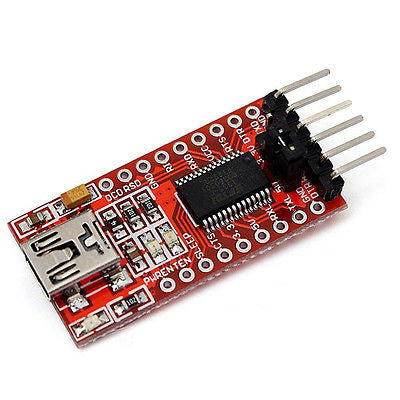 FT232RL FTDI USB to TTL Serial Adapter Module Port 3.3V 5.5V  Compatible