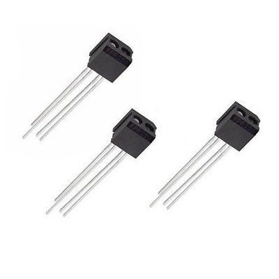3 x RPR220 Reflective Sensor Module Optoelectronic Switch