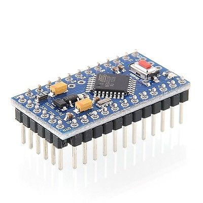 Pro Mini Atmega328 5V 16M For Arduino AND CP2102 USB 2.0 to UART TTL NEW