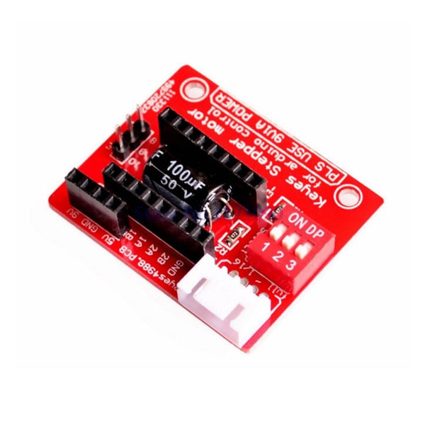 3D Printer A4988 DRV8825 Stepper Motor Control Extension Board Ramps 1.4