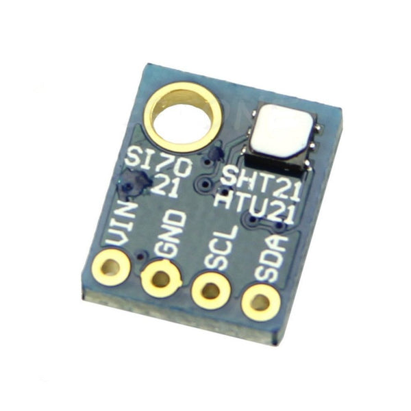 GY-21 Si7021 Industrial High Precision Humidity Sensor with I2C Interface