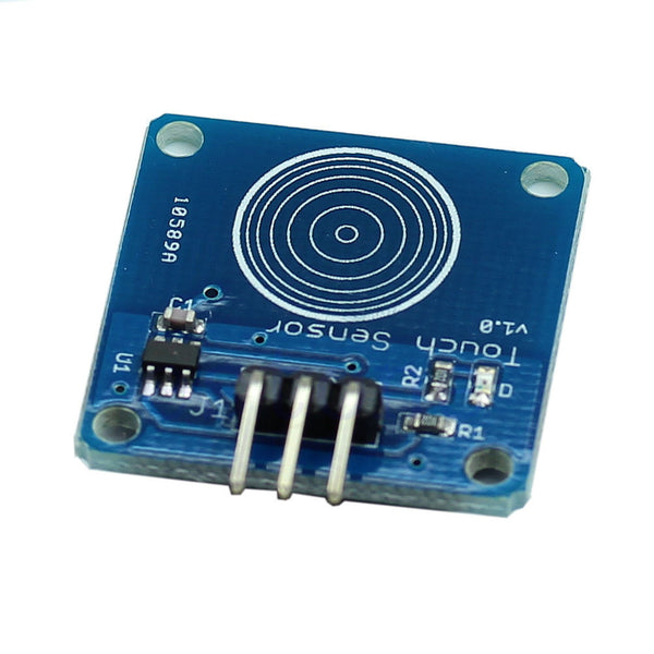 TTP223B Digital Touch Sensor Capacitive Touch Switch Module Raspberry Pi Arduino