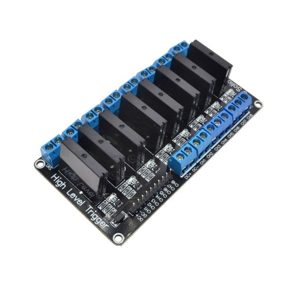 5V 8 Channel Solid State Relay module for Arduino Raspberry Pi