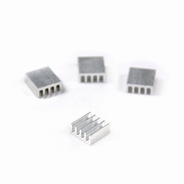 Heatsink StepStick for  A4983 / A4988 9 x 9 x 5mm 5 /10 pieces SELF ADHESIVE