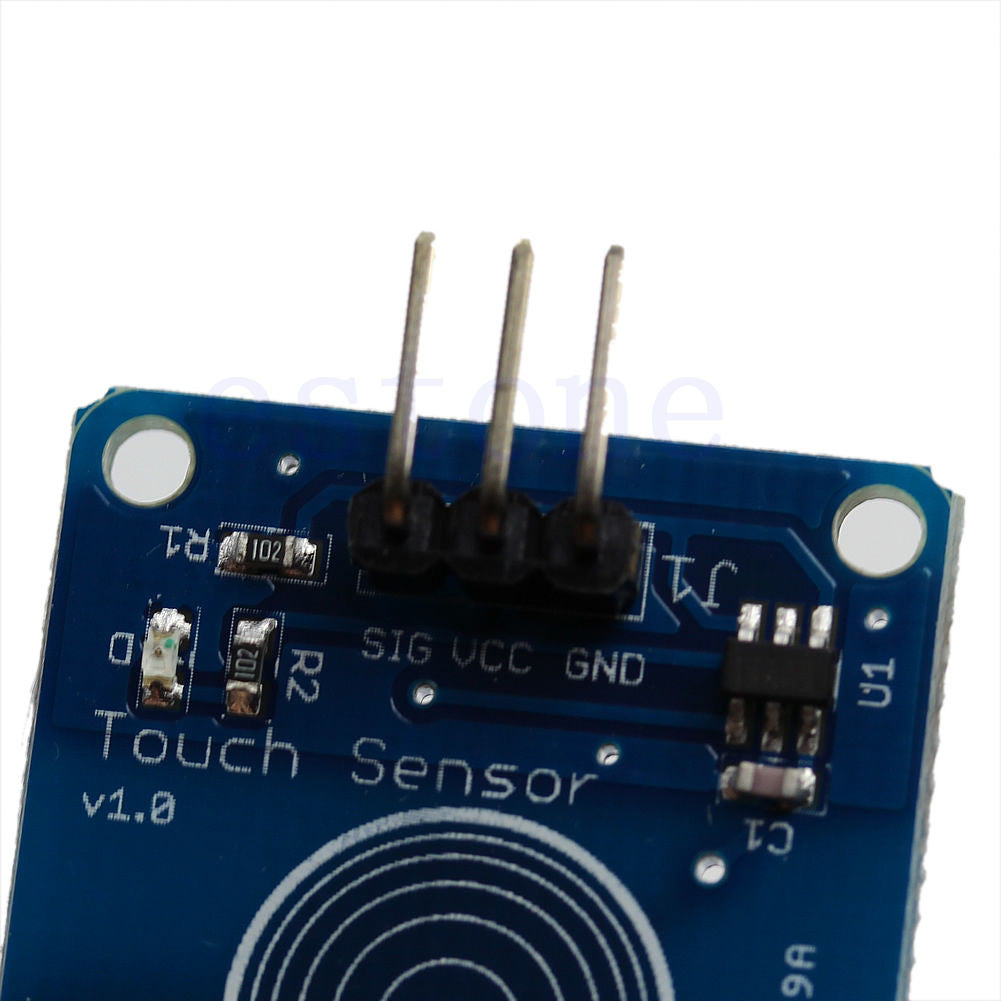 Everything Pi About Touch Sensor Switch Module Circuit Ttp223b Digital Capacitive Raspberry Arduino