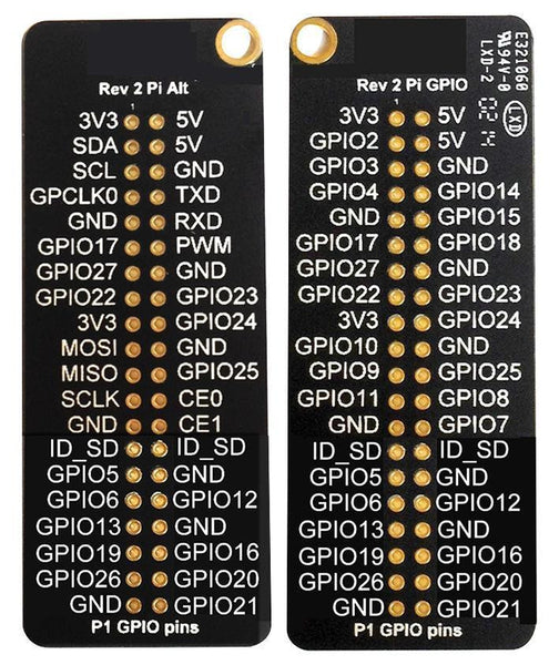 40-Way GPIO Cheat Board Reference Card for Raspberry Pi Model A+ B+  2 3  ZERO