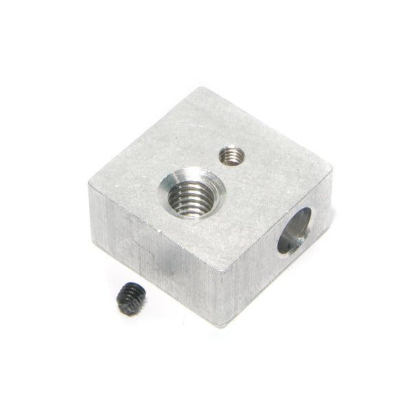 Aluminium Heating Block for 3D Printer Makerbot MK7 / MK8