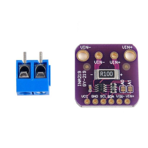 INA219 DC Current Sensor Breakout 26V INA219B High Side I2C Address Module