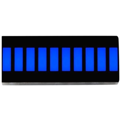 Adafruit 10 Segment Light Bar LED Display - BLUE KWL-R1025BB [ADA1815]