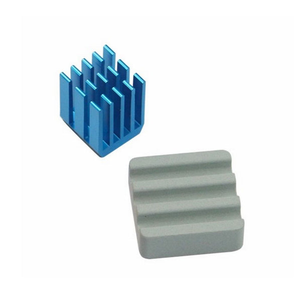Ceramic Aluminium Heatsink set for ALL Raspberry Pi Models 3 2 B+ 1 / 2 / 3 SETS