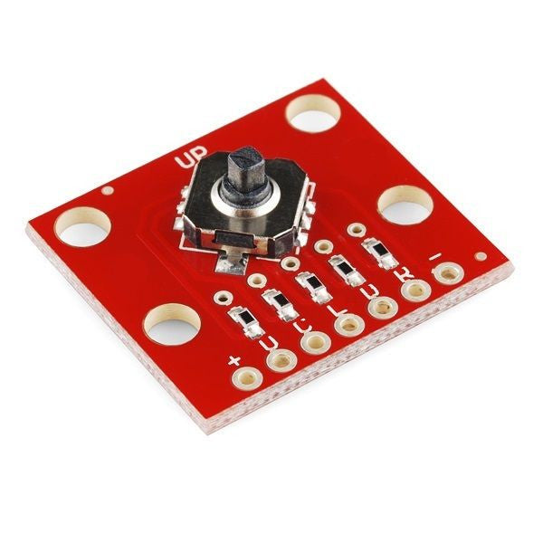 5-Way Tactile Switch Breakout Board Module for Raspberry Pi Arduino