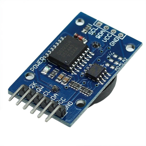 DS3231 AT24C32 Memory Module IIC I2C RTC Real Time Clock For Arduino Raspberry Pi with BATTERY