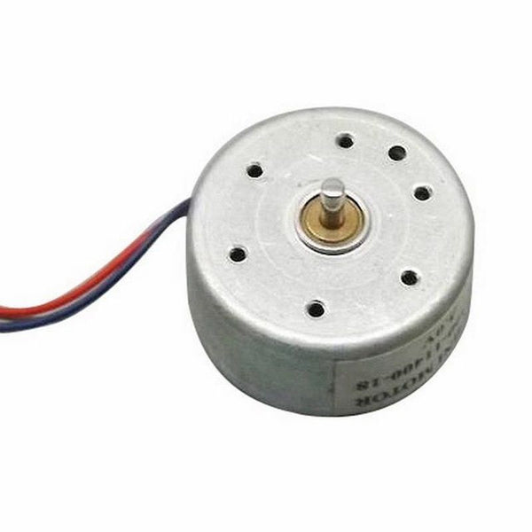 DC 3-24 V Piezo Buzzer AND 1.5V-9V DC Motor with FAN Car Toy for BBC Micro:bit