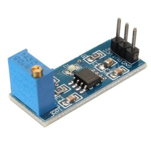 NE555 Adjustable Frequency Pulse Generator Module For DIY Arduino Smart Car