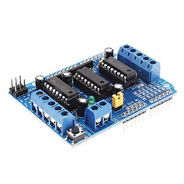 L293D Motor Driver Expansion Board Motor Control Shield Raspberry Pi Arduino