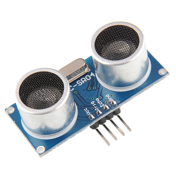 5 x HC-SR04 Ultrasonic Distance Sensor Modules For Raspberry Pi Arduino Robot