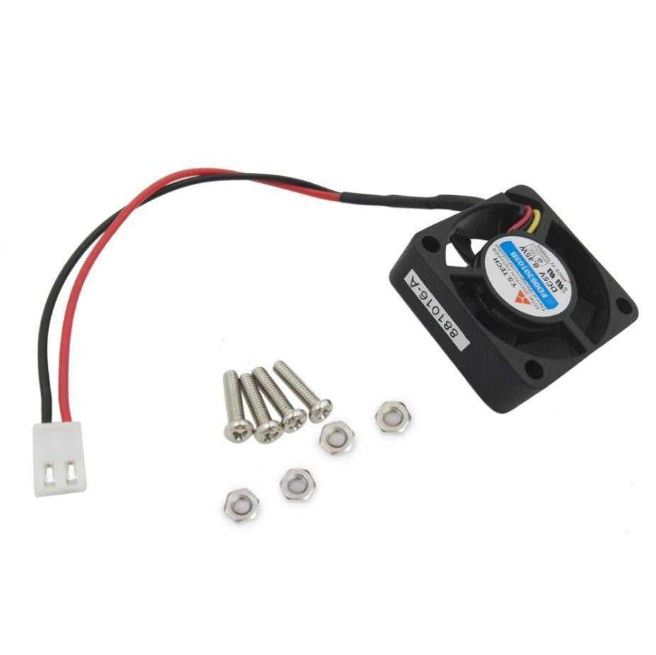 5V Cooling Fan for Raspberry Pi 2 3 Model B  A  B+ A+ ALL MODELS