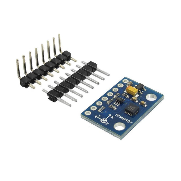MMA8451 GY-45 Module Digital Triaxial Accelerometer Precision Tilt for Arduino