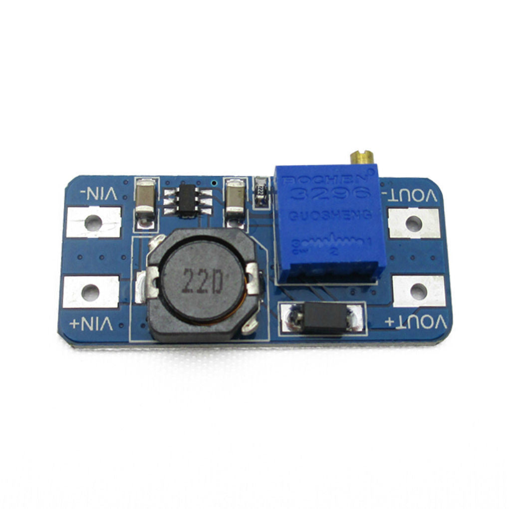 MT3608 2A DC-DC Step Up Power Arriving Booster Power Module For Arduino