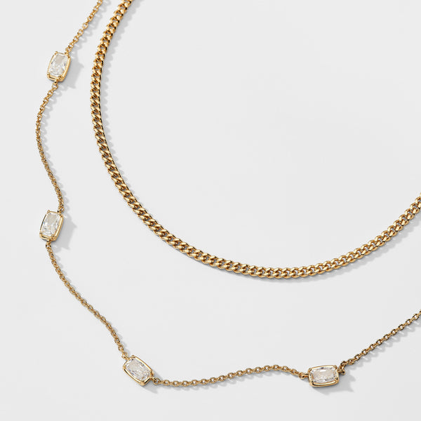 CECE LAYERED NECKLACE