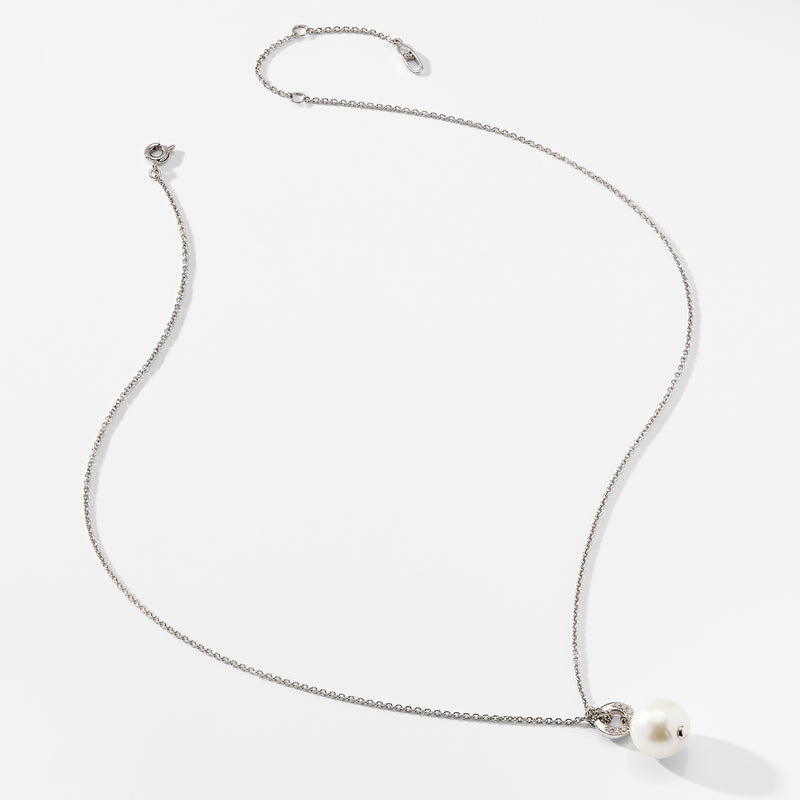 NECTAR PEARL DROP NECKLACE