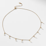 NECTAR PEARL SHAKY NECKLACE