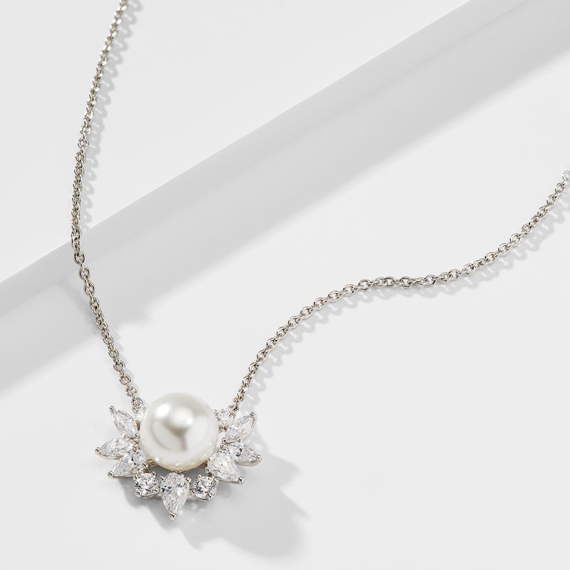 NECTAR PEARL PENDANT NECKLACE