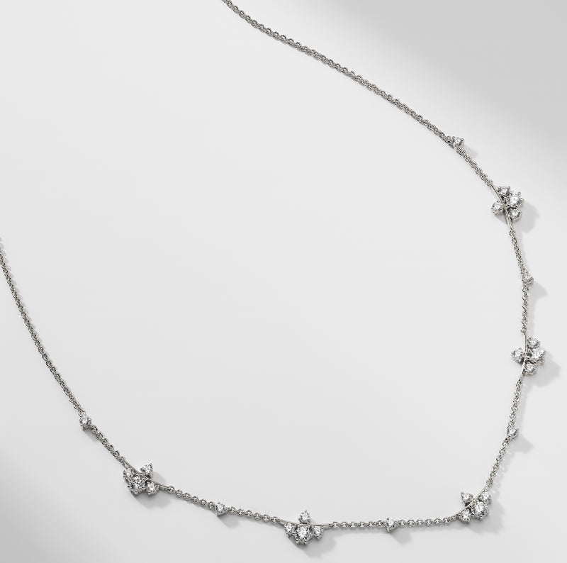 TESSA STATION FRONTAL NECKLACE