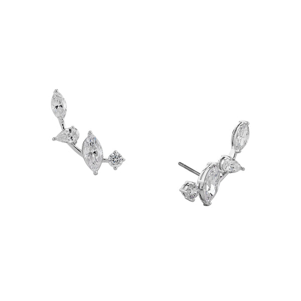 CONSTELLATION CZ STUD EARRINGS
