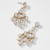FROLIC SMALL CHANDELIER EARRINGS
