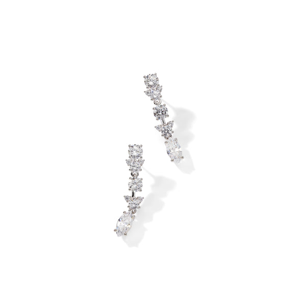 LAVANDE MEDIUM DROP EARRINGS