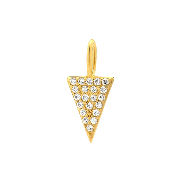 NADRI CHARM GOLD TRIANGLE
