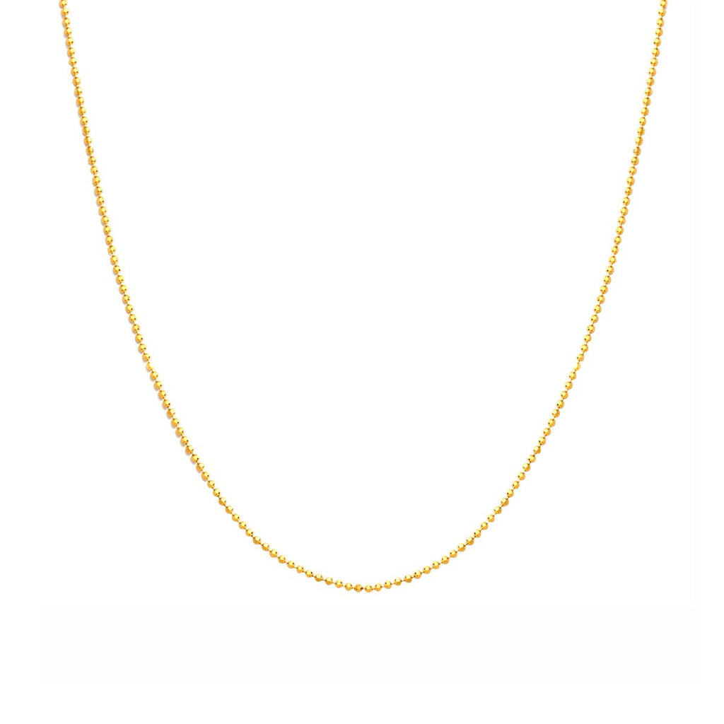 nadri jewelry gold bead chain