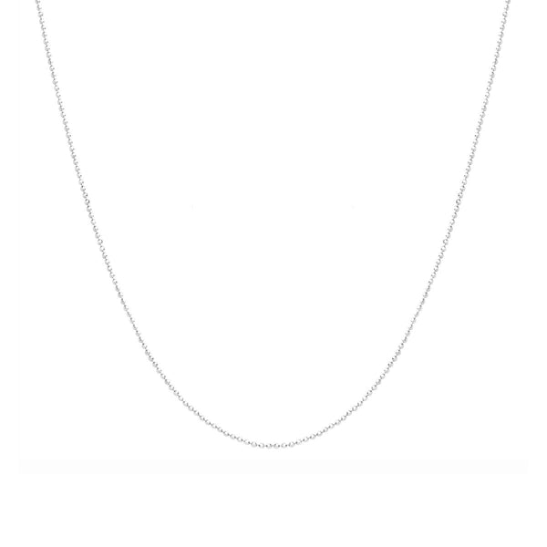 nadri jewelry sterling silver bead chain