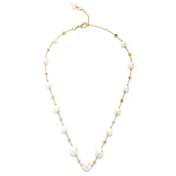AUBREY BAROQUE PEARL ALL AROUND NECKLACE