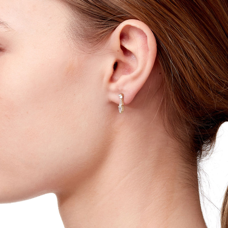 LANA TAPER DROP EARRINGS