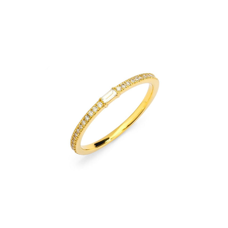 PHASE - DIAMOND BAND RING