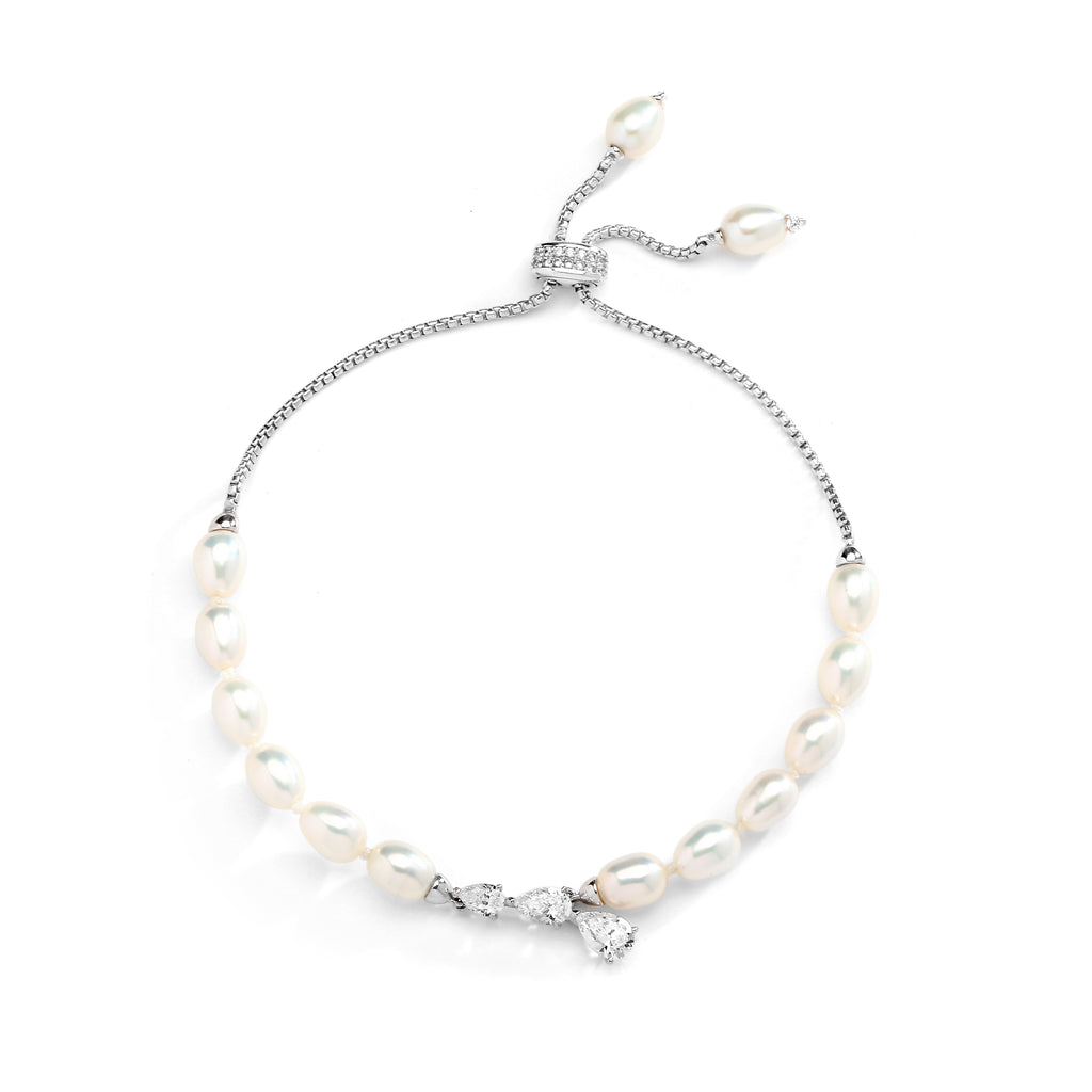 products bracelet bolo ie pearl silver crystal tipperary bar