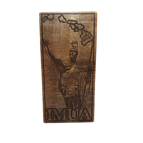 Small Plaque Imua