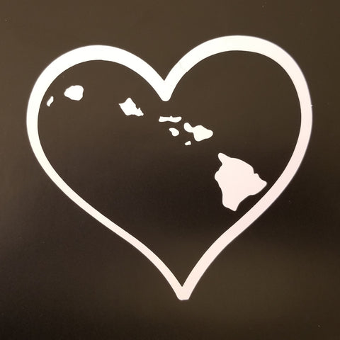 Islands In Heart