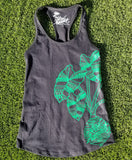 Kalo Womans Tank Black