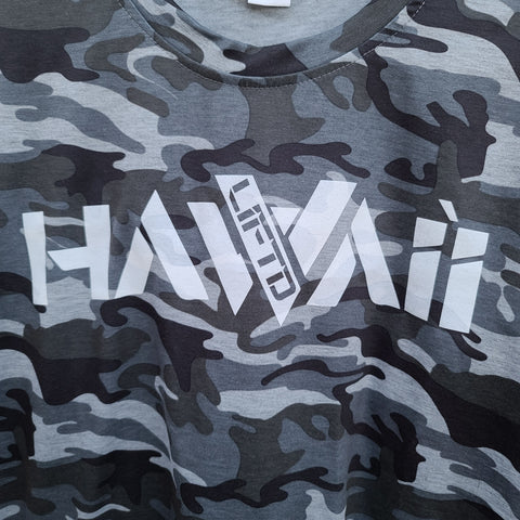 Lift'd Hawai'i Blue Camo