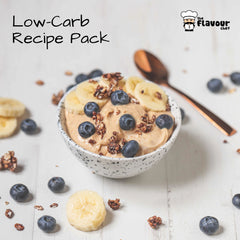 Low-Carb Recipe Pack