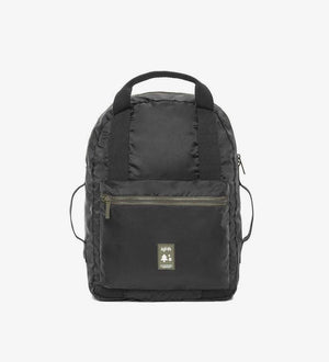 MOCHILA VEGANA POCKET BLACK