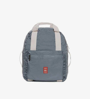 MOCHILA VEGANA POCKET BLUE STONE
