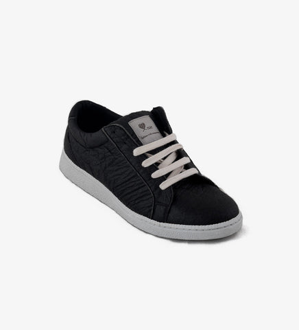 ZAPATILLAS NAE BASIC BLACK PIÑATEX