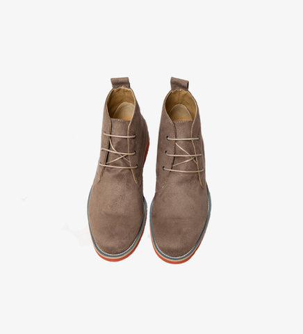 BOTA VEGANA GOOD GUYS AYITA BEIGE