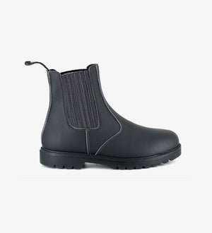 BOTA VEGANA VEGETARIAN SHOES GOBI BLACK